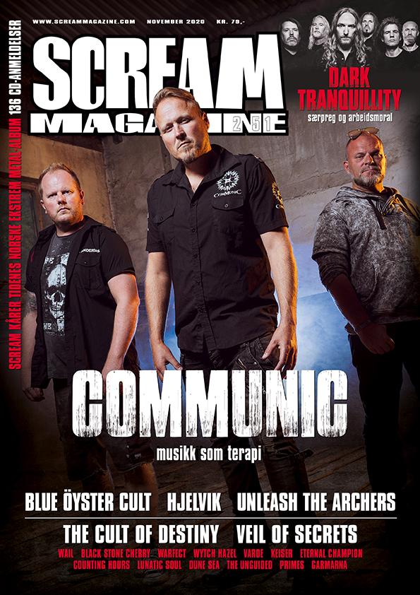 Scream Magazine #251