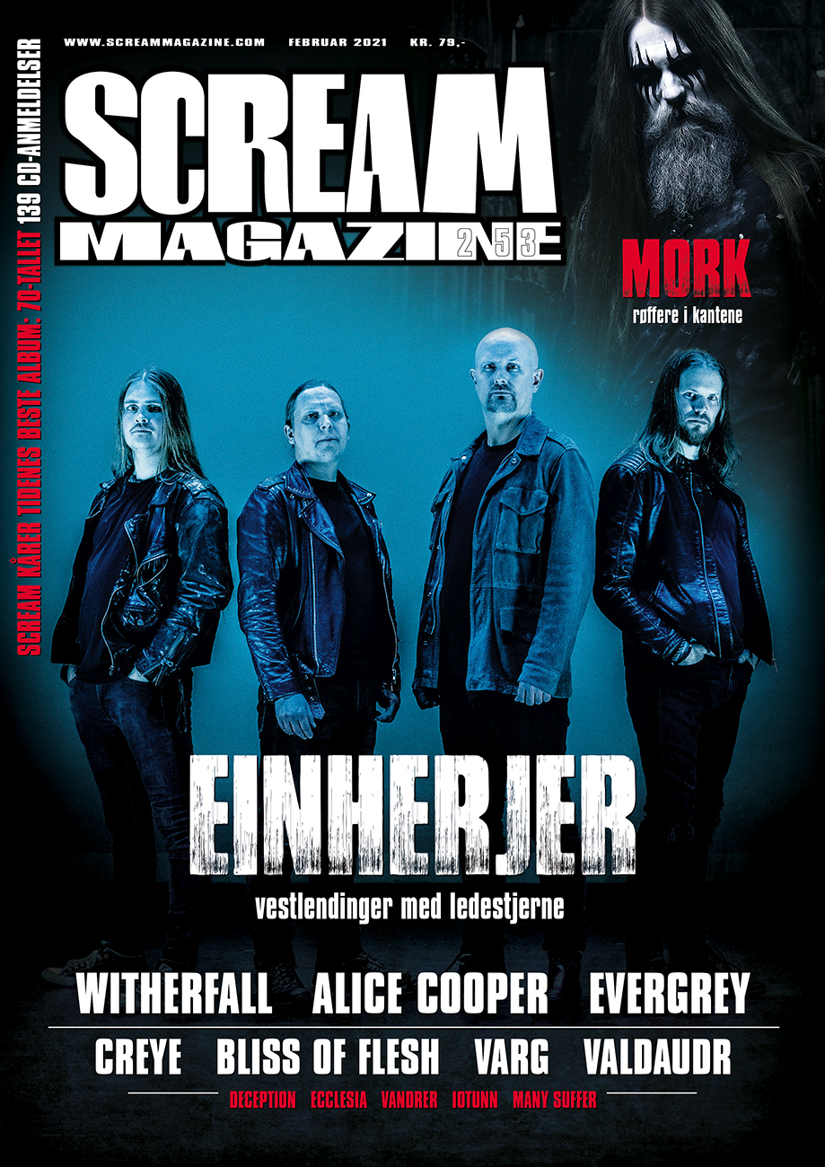 Scream Magazine #253