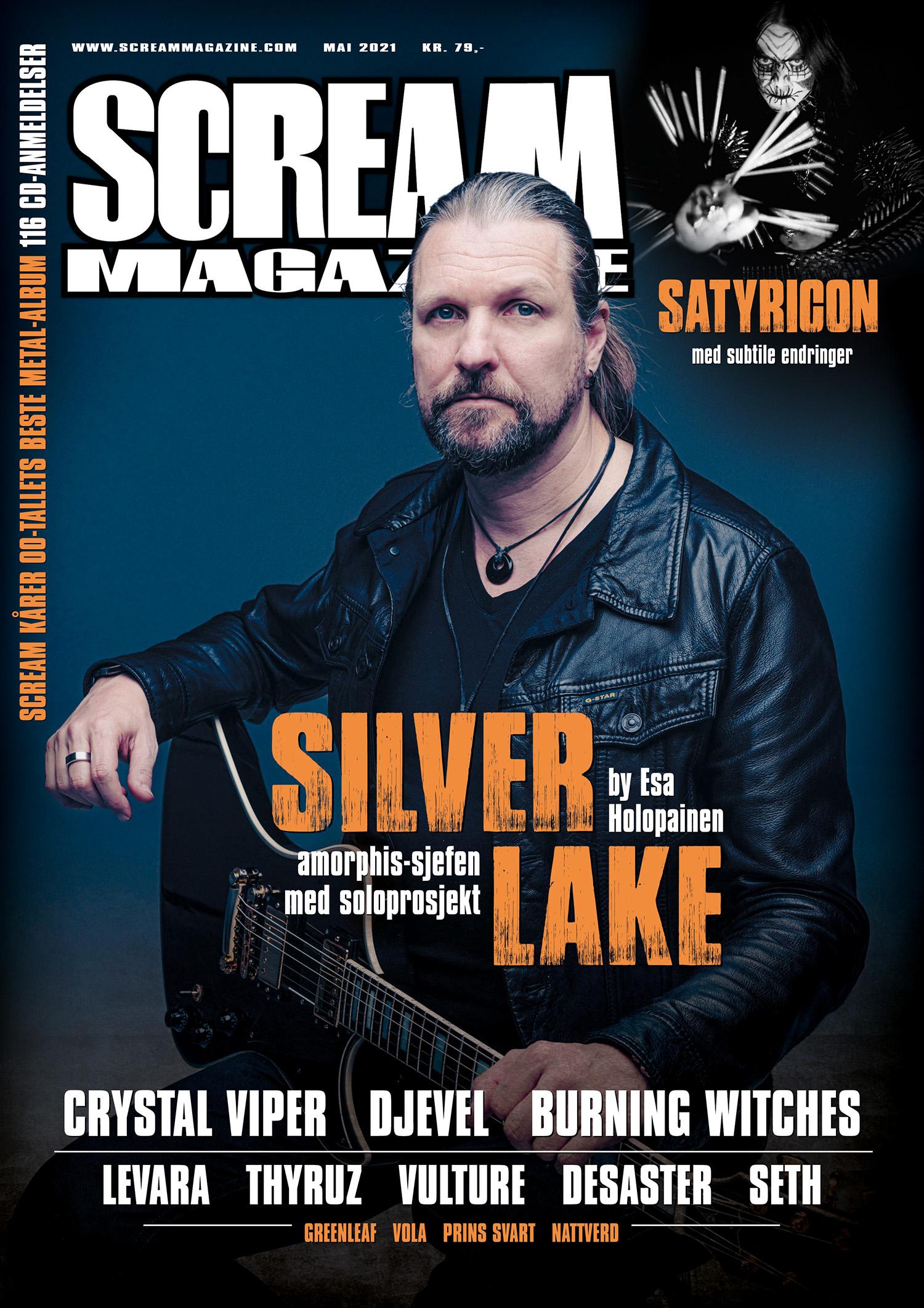 Scream Magazine #256